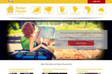 Международная сеть гостеприимства Swap-House.com