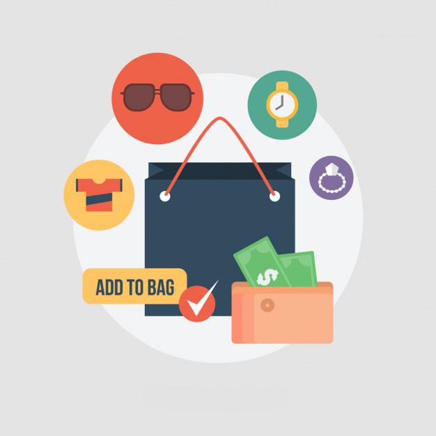 Кнопка «Купить» и Корзина для интернет-магазина