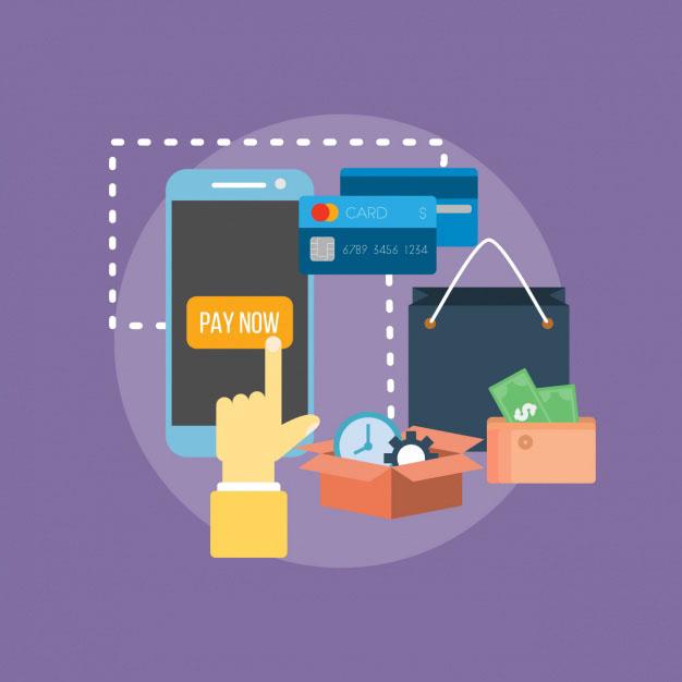 Онлайн-оплата для интернет-магазина